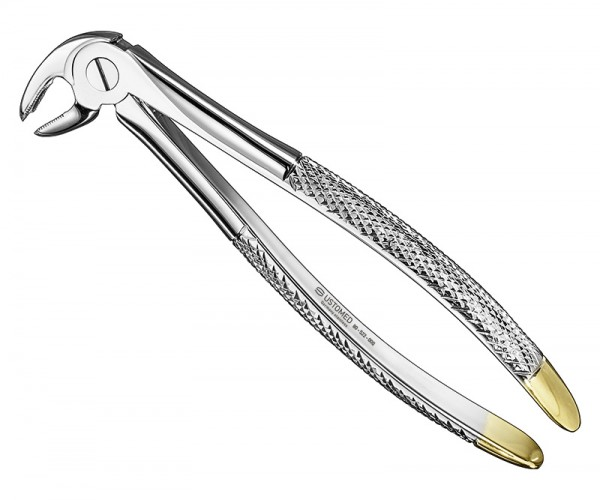 Extracting forceps, engl., size 22, diamond