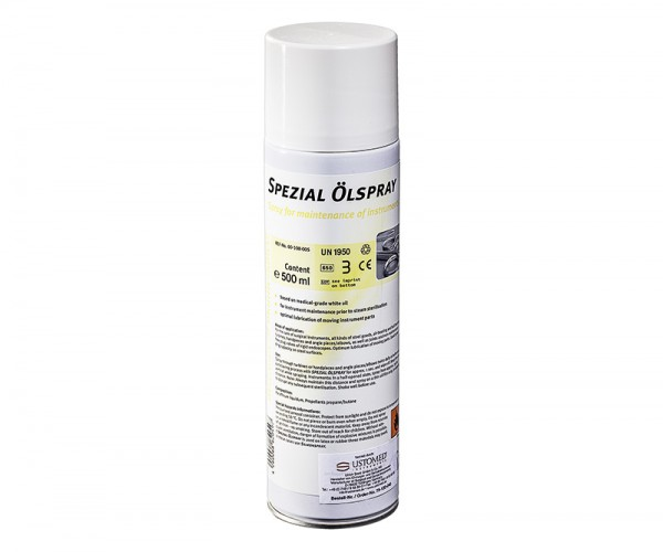 USTOMED, oil spray, 500 ml