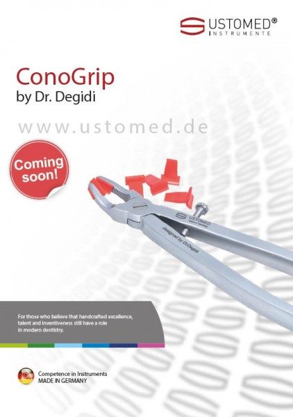 DEGIDI, CONO GRIP, OK/UK, breit