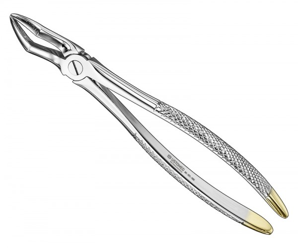 Extracting forceps, engl., size 51, diamond